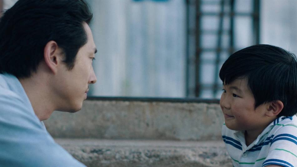 Minari a film about the drama of being an immigrant