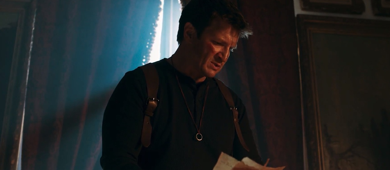Nathan Fillion talks about the Uncharted movie | Atomix