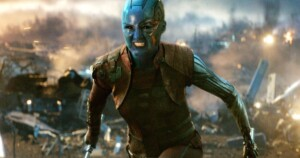 Nebula will be very different in Thor Love and Thunder