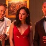 Netflix: Dwayne Johnson, Gal Gadot and Ryan Reynolds reunite in this highly anticipated blockbuster
