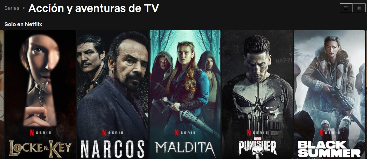 Netflix: action, horror and suspense series and movies to watch this week | Television | Entertainment