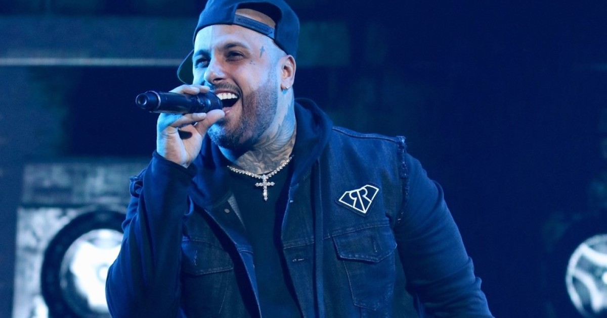 Nicky Jam is seduced in Miami