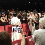 'Noche de Fuego' premieres in Cannes with 10 minutes of applause for Mexican Tatiana Huezo