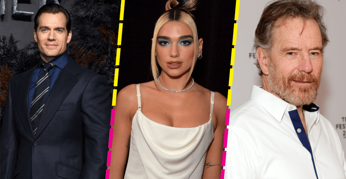 OMG! Dua Lipa to make her acting debut in a film with Henry Cavill and Bryan Cranston