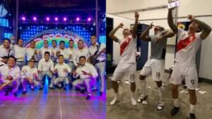 Peruvian National Team Armonia 10 promises to invite players to