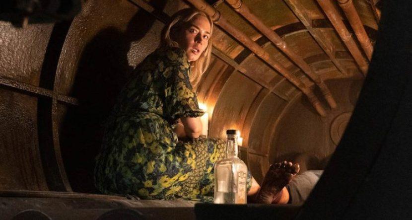 Premieres review of A silent place 2 by John Krasinski