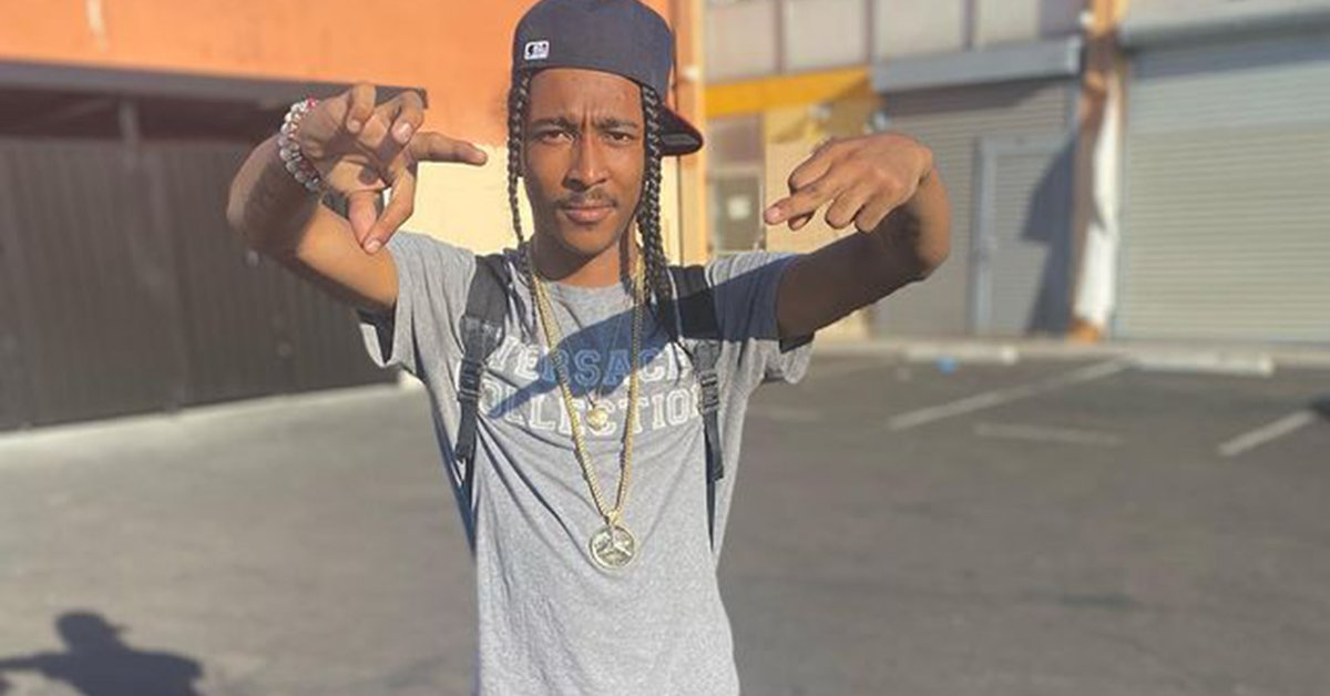 Rapper Indian Red Boy was shot to death while broadcasting live from Instagram