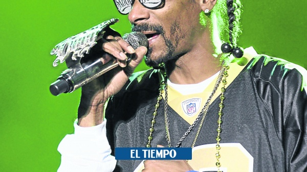 Rapper Snoop Dogg will be in concert in San Andres