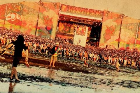 Relive the chaotic Woodstock 99 festival with this new HBO documentary
