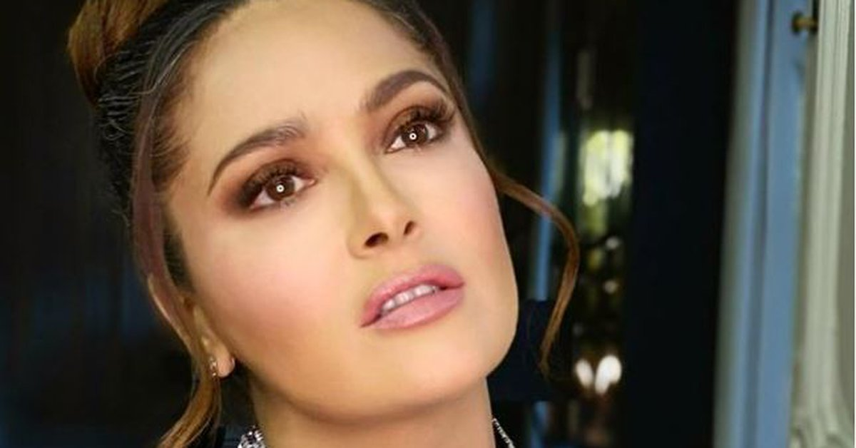 Salma Hayek and the last five photos that have revolutionized her Instagram
