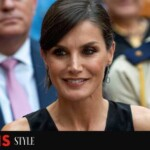 Scoop: Letizia and her meeting with Judi Dench as godmother of the Atlàntida Film Festival