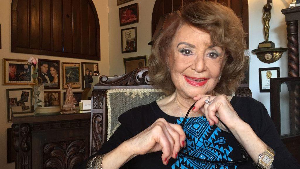Soap opera writer Delia Fiallo dies at 96
