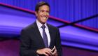 "See how Sanjay Gupta presents the program ""Jeopardy!"""