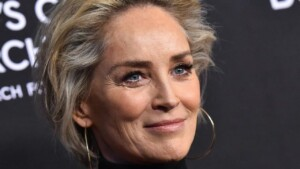 Sharon Stone's particular dress in Cannes that everyone talks about