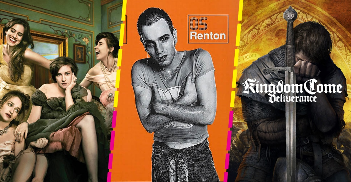 #SopitasRecomienda: 24 movies, series, records and video games to spend the weekend