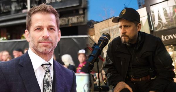 Suicide Squad Zack Snyder Reaffirms His Support for the ReleaseTheAyerCut