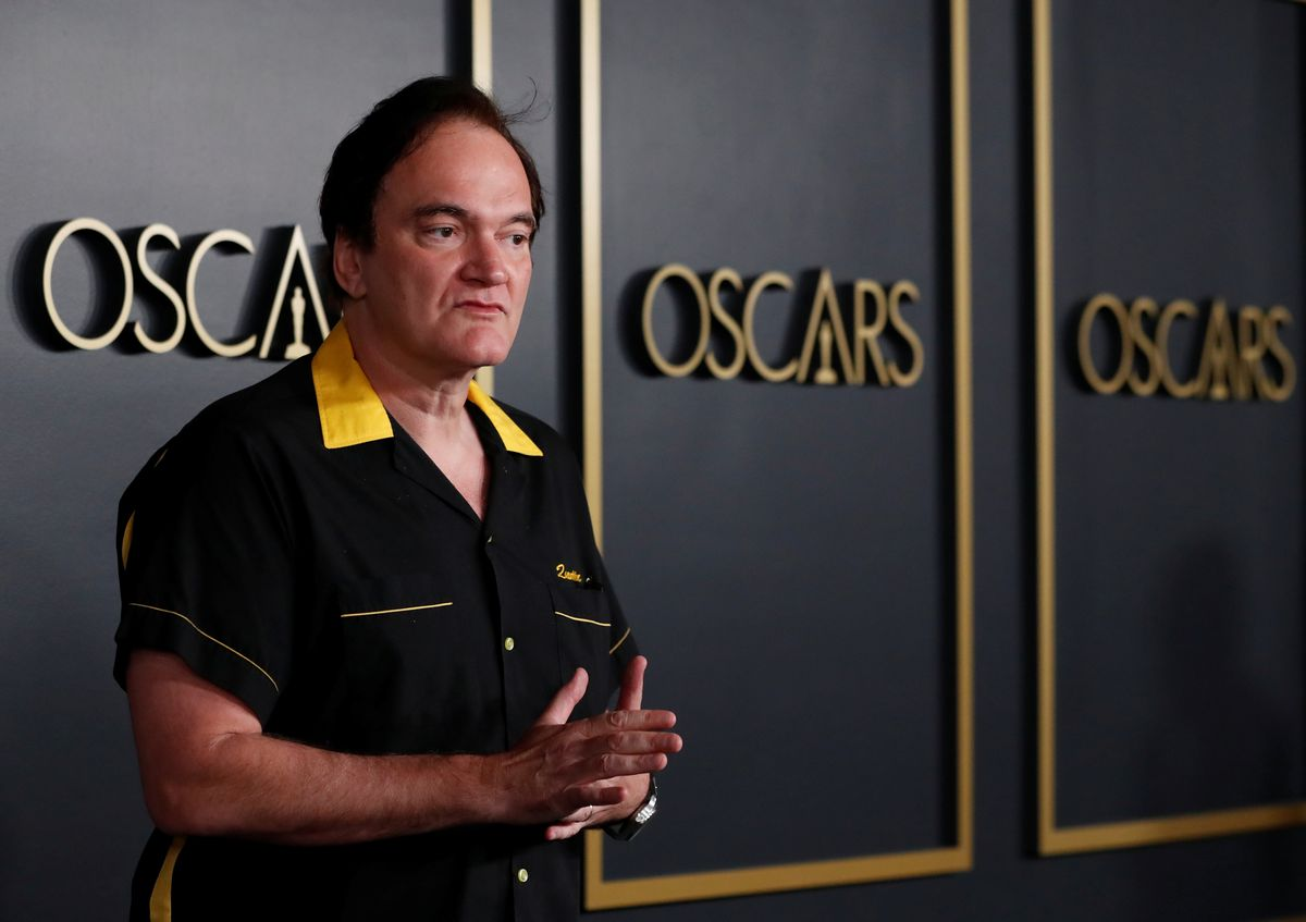 Tarantino, sick of so much ideology