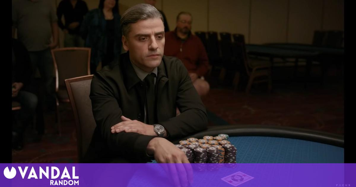 The Card Counter: Oscar Isaac teaches us to put on a poker face in his latest trailer