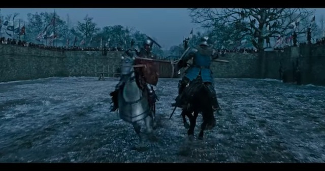 The Last Duel: Adam Driver and Matt Damon Face Off to the Death | CineChronicle