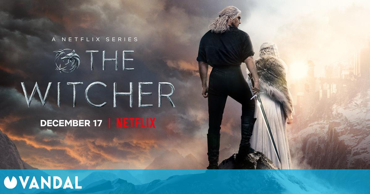 The Witcher Netflix series will premiere its second season on December 17
