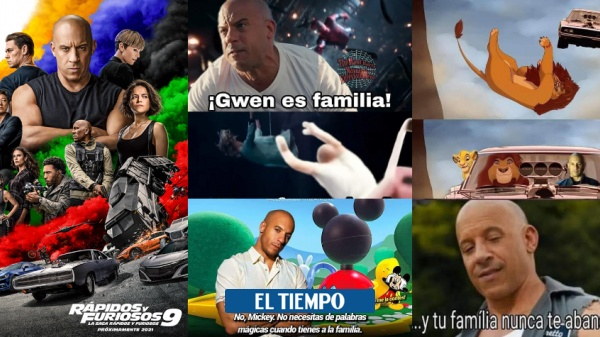 The best Toretto memes and the unreal plot of Fast and Furious 9