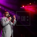 The concerts return to the Coliseo de Puerto Rico with Gilberto Santa Rosa