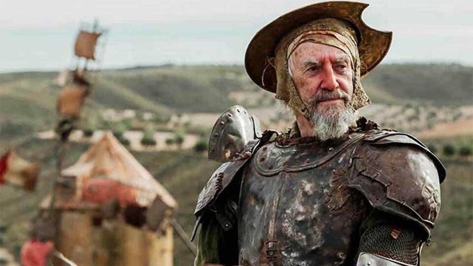The director of the cheerful figure Don Quixote of