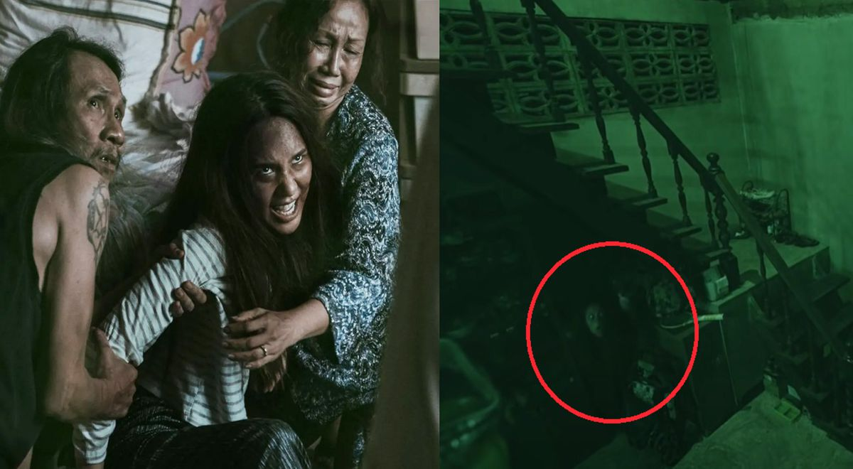The medium Korean horror movie aims to be the scariest