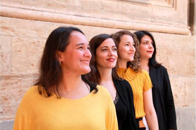 The musical cycle 'Tebaida ad Silentium' starts next Wednesday with the concert of the female vocal ensemble Egeria - ILEÓN.COM