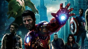 This Avengers poster imagine what the movie would be like with Tom Cruise as Iron-Man or Tom Hiddleston as Thor