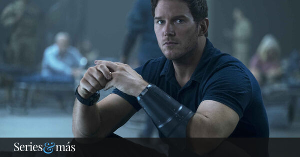 This is 'The Terminal List', Chris Pratt's new action series for Amazon Prime Video