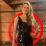 This will be the return of Rebecca de Alba to television with MasterChef Celebrity Mexico