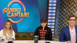 """Three members of """"Quiero Cantar"""" could be launched as a musical group"""