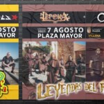 Tickets for the acoustic concerts of the Plaza Mayor, on Monday at 10 am