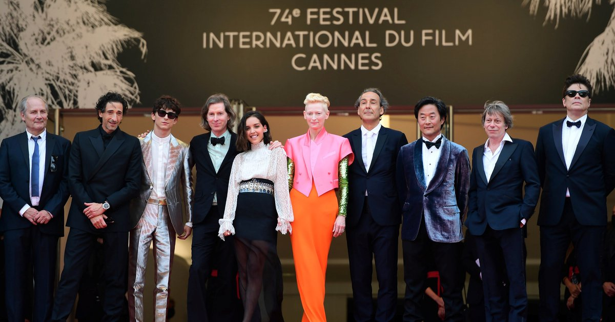 Tilda Swinton and Timothée Chalamet shine at the gala in Cannes