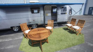 Tom Hanks Airstream trailer is for sale!
