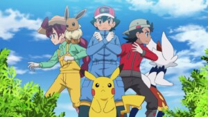 Trailer of Pokémon Master Travels, the new season of the anime that will arrive in 2021