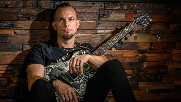 """Tremonti released """"If not for you"""", the first video of his new solo album"""