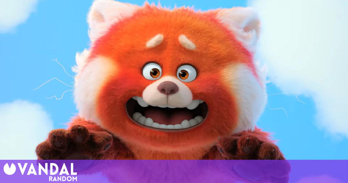 Turning Red The First Adorable Trailer For The New From