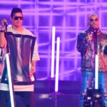 Venezuelans Chino and Nacho meet at Premios Juventud after nightmare with COVID