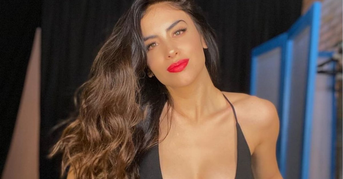 Video Jessica Cediel captivated her followers with a quite suggestive