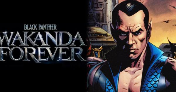 Wakanda Forever: new leak would confirm Namor as the villain and a war with Atlantis   Tomatazos