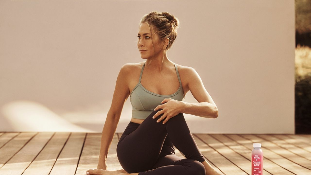 We tell you how is Jennifer Anistons healthy and