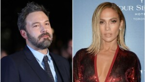 """Wedding? Ben Affleck and JLo promise to be together """"for life"""""""