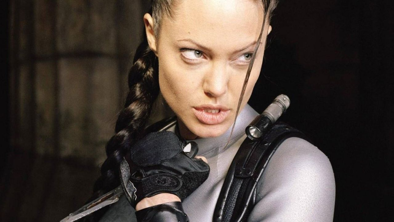 Why Angelina Jolie really didnt want to play Lara Croft