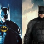 Will Michael Keaton have a more important role than Ben Affleck in the movie The Flash?