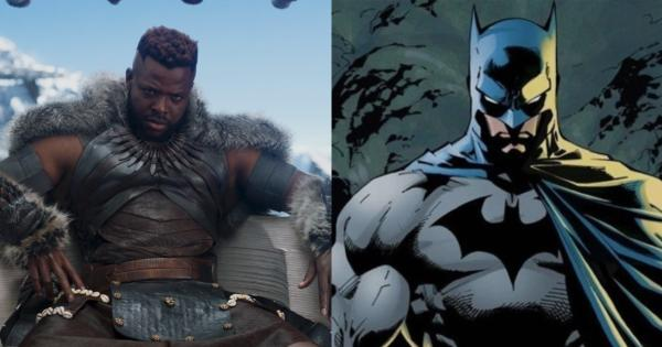 Winston Duke from Black Panther will be Batman in new