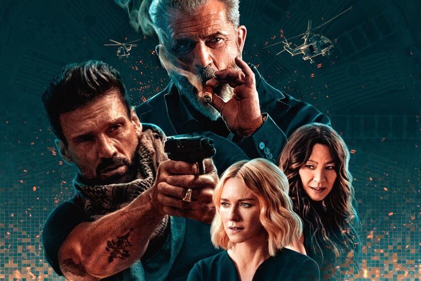 'Boss Level', a violent and recreational action and science fiction film by Joe Carnahan that wins by betting on the loop