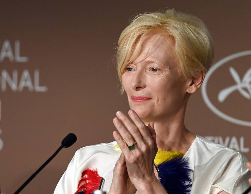 Exclusive interview: Oscar winner Tilda Swinton wants to record again in Latin America | People | Entertainment