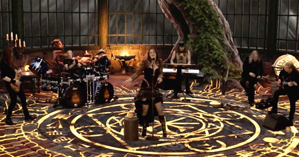 Nightwish offers a secret concert under a false identity: videos of the performance | MariskalRock.com